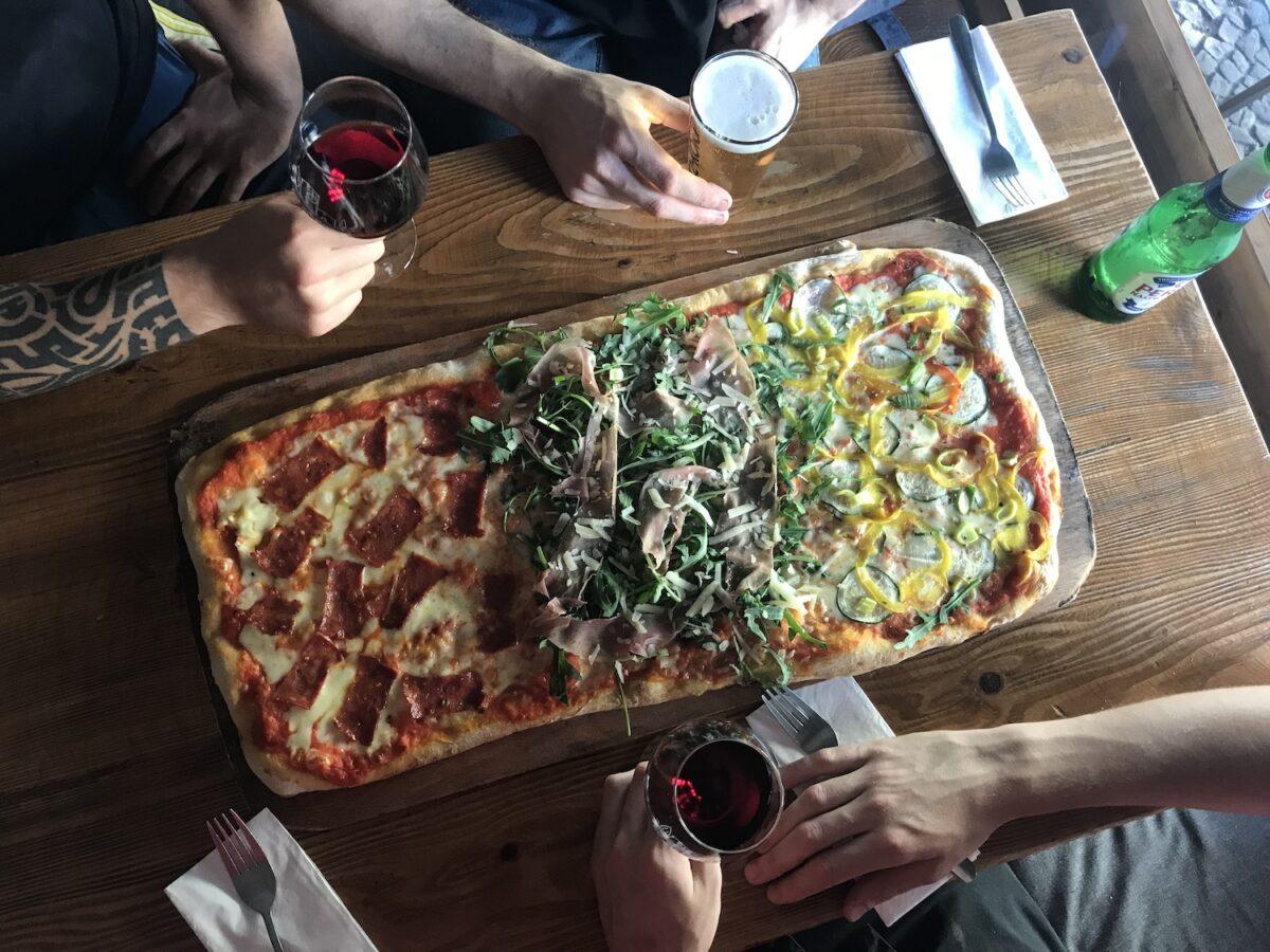Pizza & Getränke